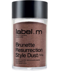 Label m Brunette Resurrection Style Dust 3,5g Gel na vlasy W Objemový pudr