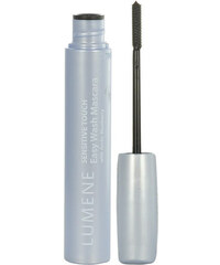 Lumene Sensitive Touch Easy Wash Mascara 7ml Řasenka W - Odstín 1 Deep Black