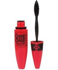 Maybelline Mascara One By One Satin 9,6ml Řasenka W - Odstín Satin Black