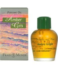 Frais Monde Amber Gris Perfume Oil 12ml Parfémovaný olej W Šedá ambra