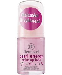Dermacol Pearl Energy Makeup Base 15ml Podklad pod make-up W Rozjasňující báze