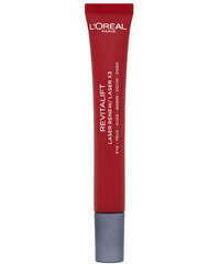 L´Oréal Paris Revitalift Laser Renew Eye Cream 15ml Péče o oční okolí W Proti stárnutí pleti