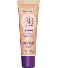 Rimmel London BB Cream 9in1 SPF15 30ml Denní krém na všechny typy pleti W - Odstín Light