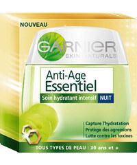 Garnier Essentials 30+ Night Cream 50ml Noční krém na všechny typy pleti W Všechny typy pleti