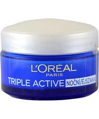 L´Oréal Paris Triple Active Night Cream 50ml Noční krém na všechny typy pleti W Všechny typy pleti