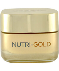 L´Oréal Paris Nutri Gold Day Cream 50ml Denní krém na všechny typy pleti W Pleť vyživuje a zpevňuje