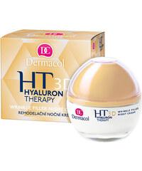 Dermacol Hyaluron Therapy 3D Night Cream 50ml Přípravek proti vráskám W Remodelační noční krém