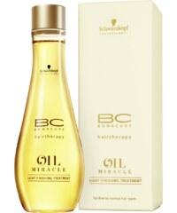 Schwarzkopf BC Bonacure Oil Miracle Light Finishing Treatment 100ml Balzám na vlasy W Péče pro jemné vlasy