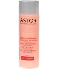 Astor Nail Polish Remover Acetone Free 100ml Odlakovač na nehty W