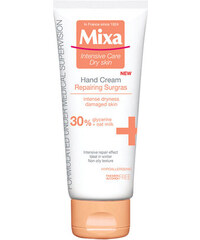 Mixa Hand Cream Repairing Surgras 100ml Péče o ruce W Pro suchou narušenou pokožku