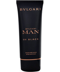 Bvlgari Man In Black 100ml Balzám po holení M