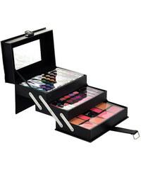 Makeup Trading Beauty Case dárková sada W - Complet Make Up Palette Kazeta dekorativní kosmetiky