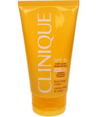 Clinique SPF15 Face Body Cream 150ml Kosmetika na opalování W