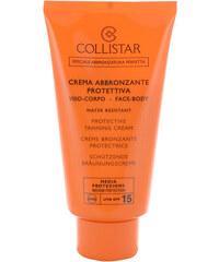 Collistar Protective Tanning Cream SPF 15 150ml Kosmetika na opalování W Ochranné opalovací mléko