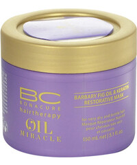 Schwarzkopf BC Bonacure Oil Miracle Barbary Fig & Keratin Mask 150ml Maska na vlasy W Pro suché a lámavé vlasy