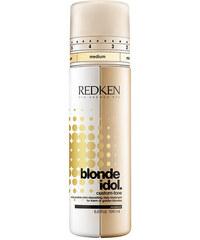 Redken Blonde Idol Custom Tone Gold Conditioner 196ml Kondicionér na barvené, poškozené vlasy W Pro zvýraznění zlatavě medového odstínu vlasů