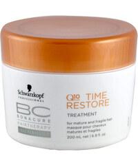 Schwarzkopf BC Cell Perfector Q10 Time Restore Treatment 200ml Maska na vlasy W Maska pro zralé a křehké vlasy