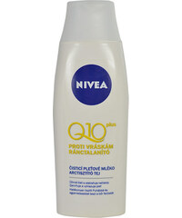 Nivea Q10 Cleansing Milk 200ml Přípravek proti vráskám W Proti vráskám