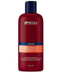 Indola Innova Age Expertise Conditioner 250ml Kondicionér na normální vlasy W Kondicioner na zralé vlasy