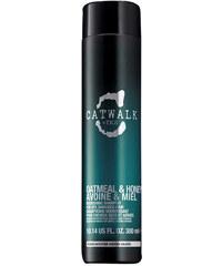 Tigi Catwalk Oatmeal & Honey Nourishing Shampoo 300ml Šampon na poškozené, barvené vlasy W Pro poškozené vlasy
