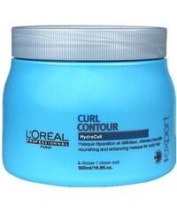 L´Oréal Paris Expert Curl Contour Mask 500ml Maska na vlasy W Maska pro krásný tvar vlnitých vlasů