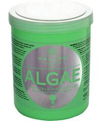 Kallos Algae Moisturizing Hair Mask 1000ml Maska na vlasy W Maska na poškozené vlasy