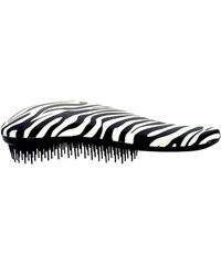 Detangler Detangling Brush Kartáč na vlasy W Kartáč na vlasy s rukojetí - Odstín Zebra White
