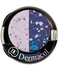 Dermacol DUO Mineral Moon Eye Shadow 3g Oční stíny W - Odstín 04