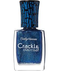 Sally Hansen Crackle Overcoat 11,8ml Lak na nehty W Vrchní lak s popraskaným efektem - Odstín 02 Vintage Violet