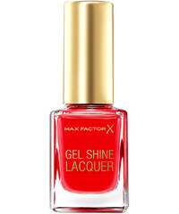 Max Factor Gel Shine Lacquer 11ml Lak na nehty W - Odstín 35 Lacquered Violet