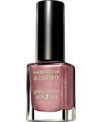 Max Factor Glossfinity Nail Polish 11ml Lak na nehty W - Odstín 160 Raspberry Blush