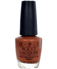 OPI Nail Lacquer 15ml Lak na nehty W - Odstín NL F53 A-Piers To Be Tan