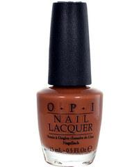 OPI Nail Lacquer 15ml Lak na nehty W - Odstín NL E53 Black Shatter