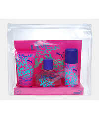 Puma Jam Woman EDT dárková sada W - Edt 40ml + 50ml sprchový gel + 50ml deodorant