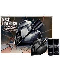 Diesel Loverdose Tattoo EDP dárková sada W - Edp 50ml + 2x50ml tělové mléko
