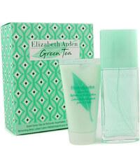 Elizabeth Arden Green Tea EDP dárková sada W - Edp 100ml + 100ml tělové mléko