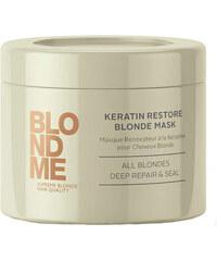 Schwarzkopf Blond Me Keratin Restore Blonde Mask 200ml Maska na vlasy W Maska pro obnovu blond vlasů