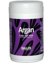 Kallos Argan Colour Hair Mask 275ml Maska na vlasy W Maska pro barvené vlasy