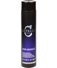 Tigi Catwalk Your Highness Elevating Shampoo 300ml Šampon na normální vlasy W Šampon pro objem