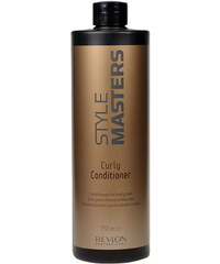 Revlon Style Masters Curly Conditioner 750ml Kondicionér na nepoddajné, vlnité vlasy W Kondicioner pro vlnité vlasy