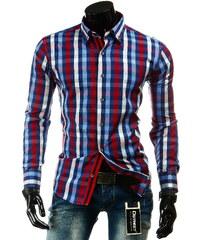streetIN Pánská košile - červená Velikost: M