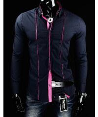 streetIN Pánská košile - černá Velikost: XL