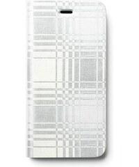Pouzdro / kryt pro Apple iPhone 6 / 6S - Avoc, Mono Check Diary