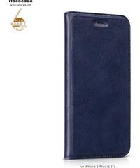 Pouzdro / kryt pro Apple iPhone 6 Plus / 6S Plus - Hoco, Luxury Sapphire