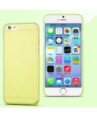 Pouzdro / kryt pro Apple iPhone 6 / 6S - Hoco, ultratenký Green - DOPRODEJ
