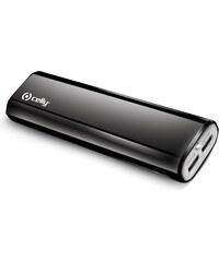 Externí baterie pro Apple iPhone a iPad - CELLY, Powerbank 7200mAh Black - VÝPRODEJ
