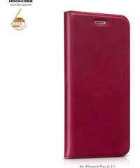 Pouzdro / kryt pro Apple iPhone 6 Plus / 6S Plus - Hoco, Luxury Wine