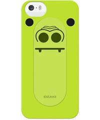 Pouzdro / kryt pro Apple iPhone 5 / 5S / SE - Ozaki, O!coat FaaGaa Crocodile - VÝPRODEJ
