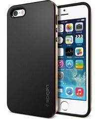 Pouzdro / kryt pro Apple iPhone 5 / 5S / SE - Spigen Neo Hybrid, gold