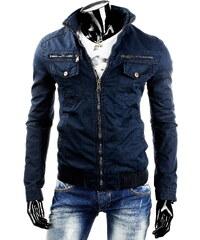streetIN Pánská bunda - tmavě modrá Velikost: S